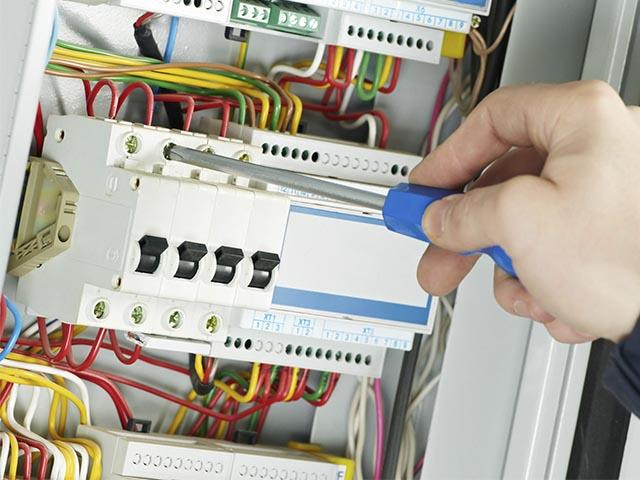 Монтаж электрощитков в Мозыре