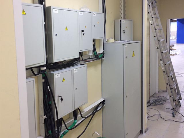 Установка электрооборудования в Мозыре