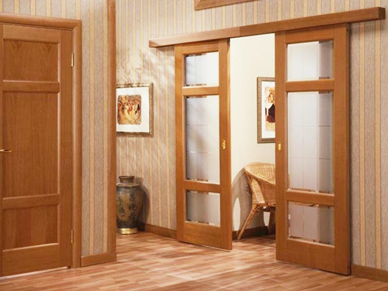 Установка раздвижных дверей в Мозыре