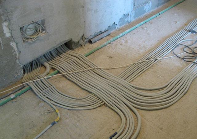Электромонтаж электропроводка в Мозыре