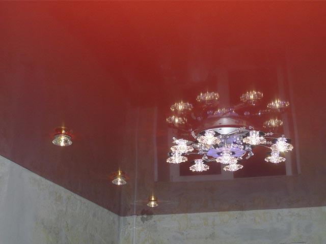Натяжные потолки в Мозыре