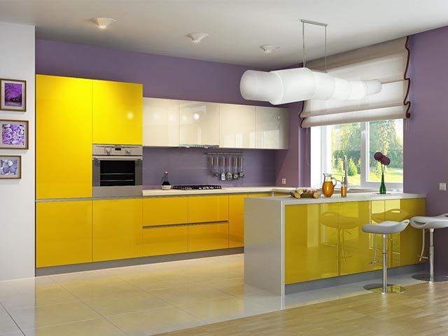 Акриловые кухни фото в Мозыре