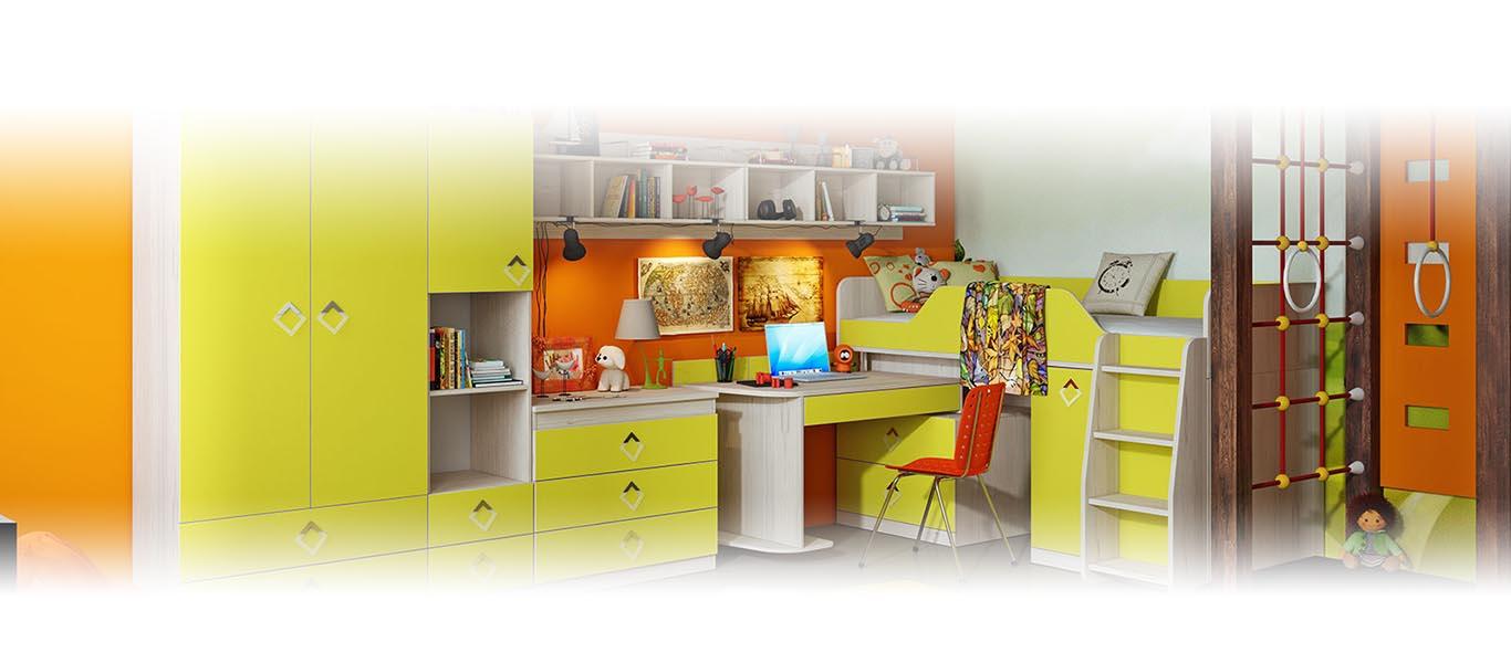 Детская мебель под заказ в Мозыре