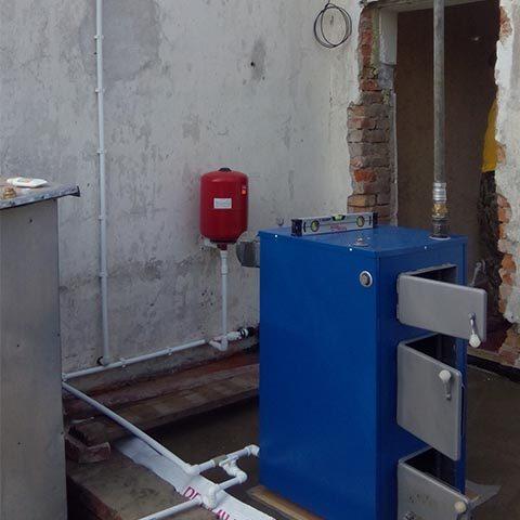 Ремонт отопительной системы в Мозыре