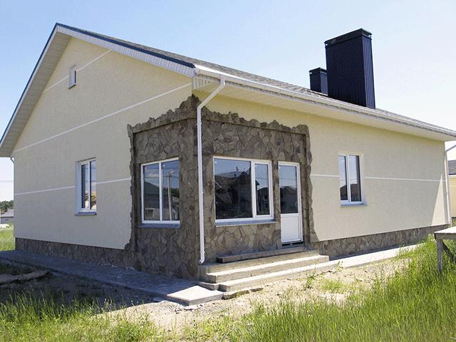 Дом из газосиликатных блоков под ключ цена в Мозыре Калинковичах