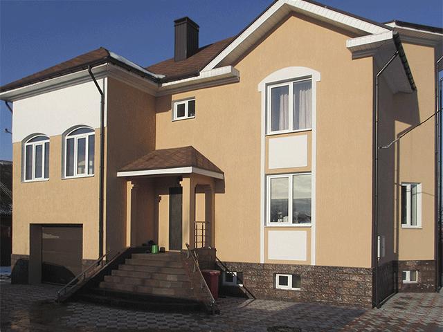 Строительство частных домов в Мозыре