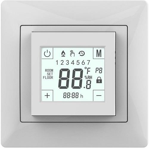 Сенсорный терморегулятор для теплого пола в Мозыре