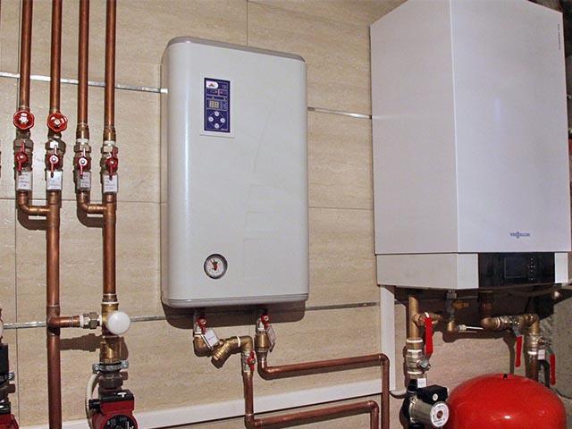Установка водонагревателей в Мозыре