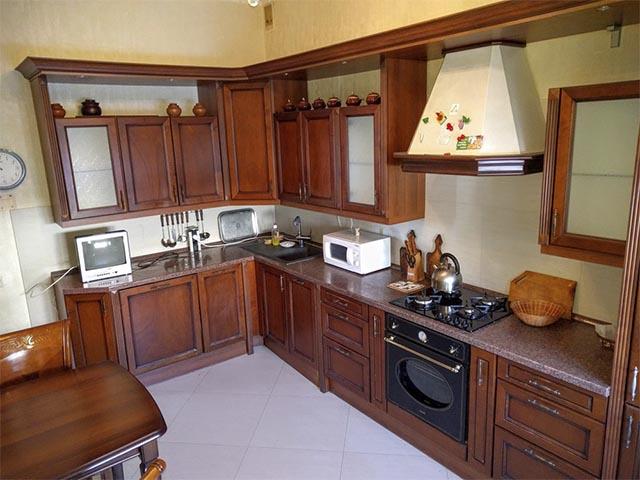 Кухни из массива сосны фото в Мозыре