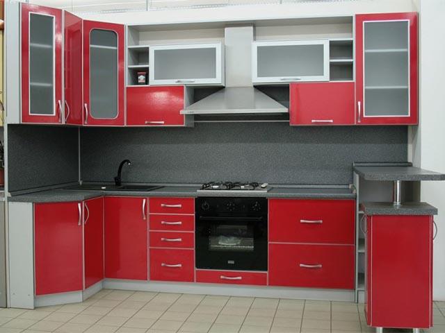 Кухни из пластика под заказ в Мозыре