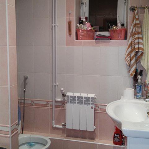 Монтаж раковины и туалета в Мозыре