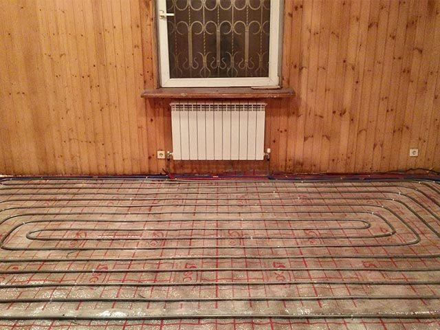 Подключение радиаторов отопления в Мозыре