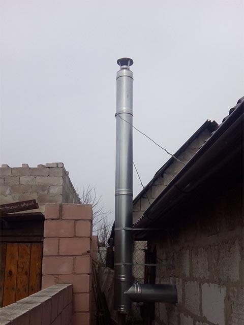 Установка дымоходов мастер в Мозыре