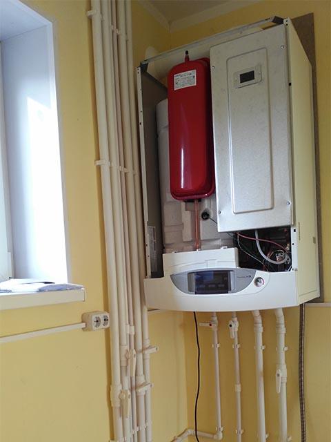 Установление водонагревателей в Мозыре