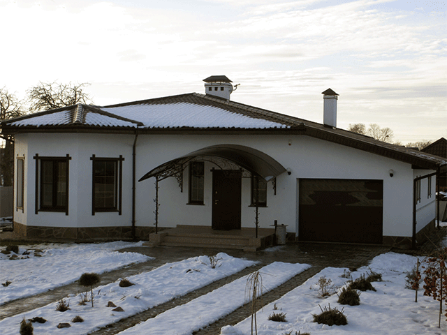 Газосиликатный дом под ключ цена в Мозыре