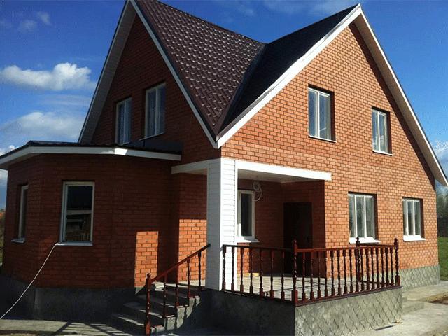 Строительство домов под ключ цены в Калинковичах